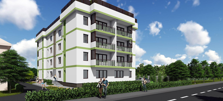 Realizare site complex imobiliar